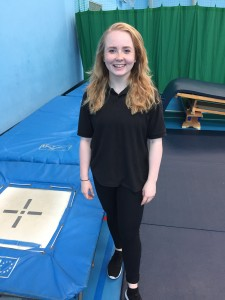 Katie P - Head Gymnastics and Head Trampoline Coach