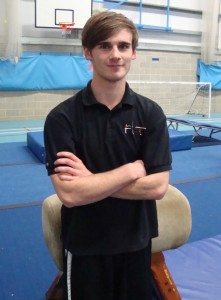 Chris T - Freestyle Gymnastics Coach