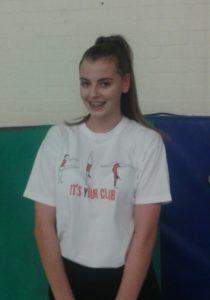 Alisha D - Gymnastics Coach